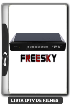 Freesky Max 4K nova Atualização com Melhorias no IKS V3.5.5 - 18-12-2019
