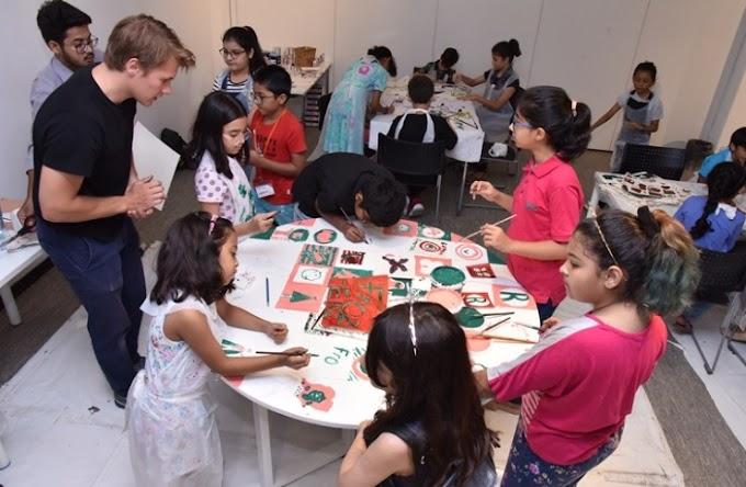 Outline workshops for Karachi, Lahore kids this late spring