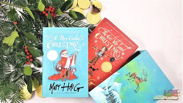 A boy called Christmas Matt Haig The girl who save christmas box set