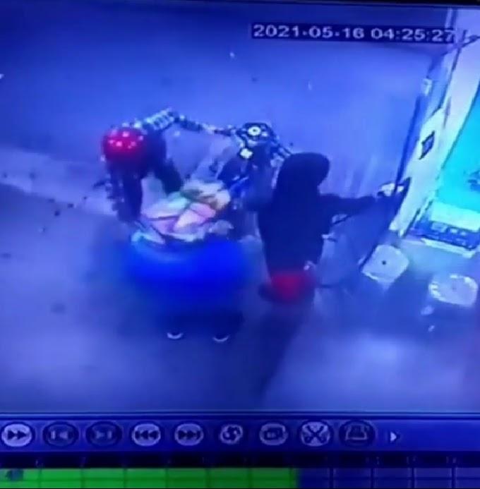 Berita Cimahi Petugas SPBU di Cimahi Jadi Korban Kekerasan