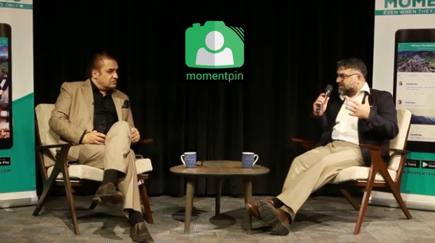Next Gen Social Network 'Momentpin' Making Waves in Pakistan
