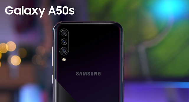 Samsung Galaxy A50s and Galaxy A30s Goes Official