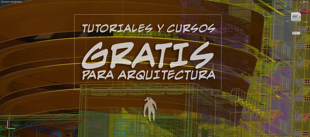 Tutoriales y cursos gratis para arquitectura | [ Arte+ ]