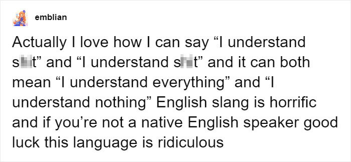 40 Times The English Language Was Hilariously Confusing