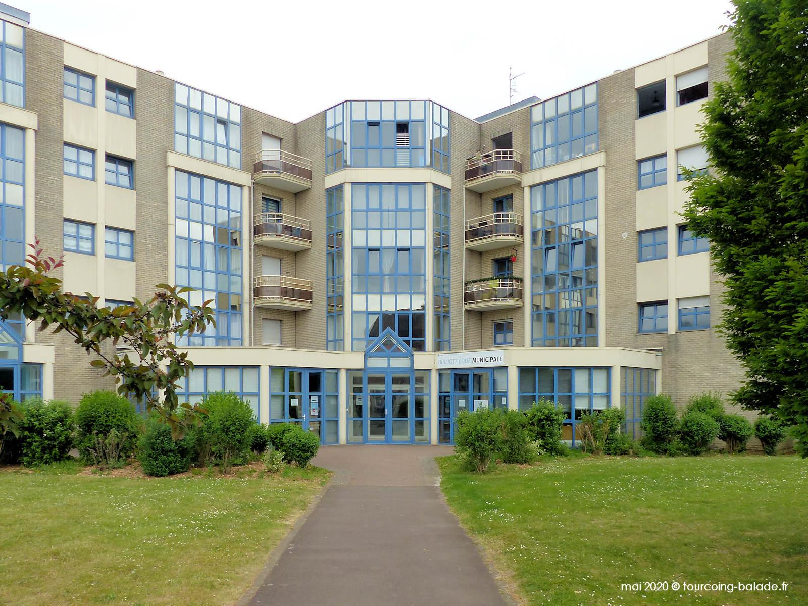 Bibliothèque Municipale Maxence Van der Meersch, Wasquehal 2020