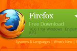 Sehari Setelah Rilis Firefox 16, Update Keamanan Dirilis