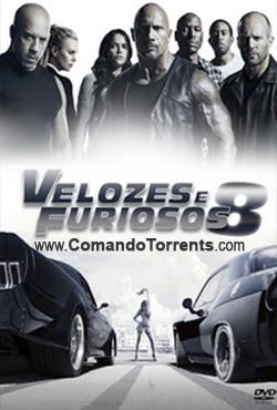 Baixar Velozes e Furiosos 8 Torrent Dublado - 720p/1080p/4K