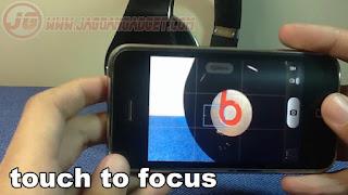 Kamera iPhone 3G