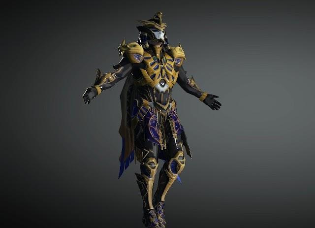PUBG - Pharaoh X Suit