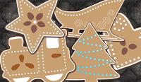 Schneidevorlagen für Lebkuchenfiguren