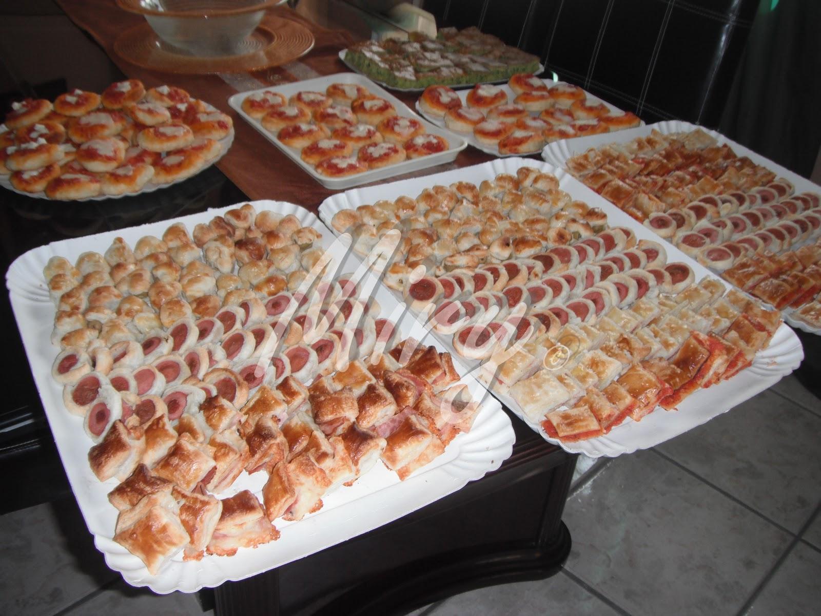 Super Cucina e altre passioni: Assortimento di stuzzichini e pizzette! NU23