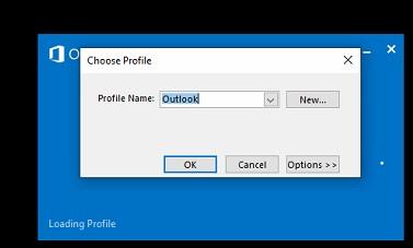 Microsoft Outlook  Berhenti Memproses