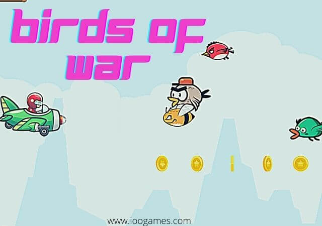 Birds of War Game