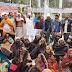 ढ़िबरी फॉउंडेशन द्वारा स्वर्गीय लक्ष्मी नारायण उपाध्याय की 5 वीं पुण्यतिथि पर जरूरतमंदों में वस्त्र व कम्बल वितरण