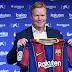 'We were disappointed to see Koeman leave' - Van Dijk