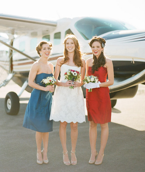 Third Wedding Ideas: Wedding Talk: Fourth Of July Patriotic Wedding Ideas
