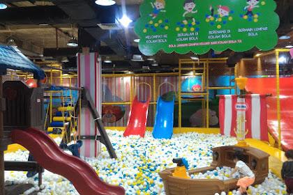 Lowongan Kerja Kasir, Akunting, Teknisi & Lainya di Areana bermain dan Cafe Indoor