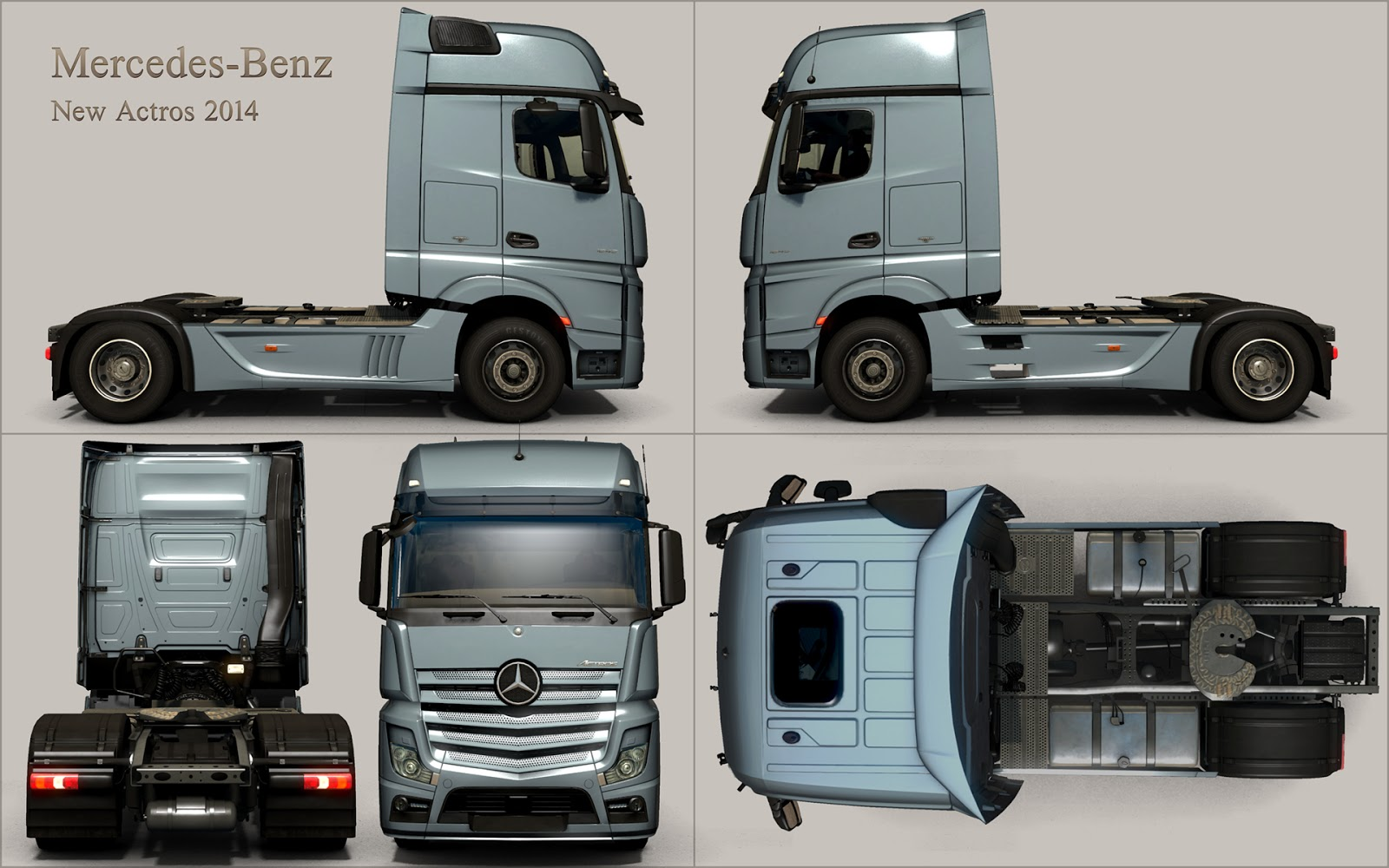 scs softwares blog mercedesbenz joining the euro truck