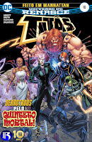 DC Renascimento: Titas #10