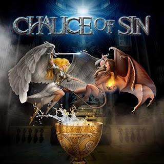 Ο ομώνυμο δίσκος των Chalice Of Sin (Wade Black)