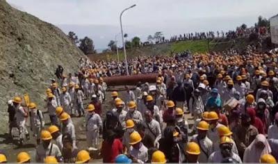 Tanpa Sengaja, Media Asing Bongkar Jumlah TKA China di Morowali