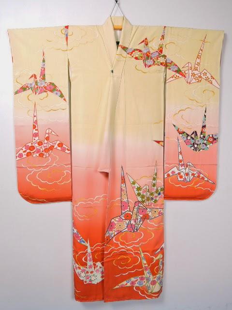 加賀友禅の巨匠である水野博さんによる振袖