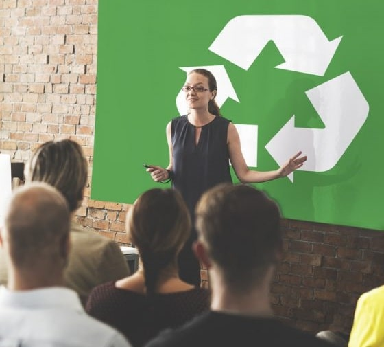 how to make business more eco-friendly green company