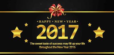 New Year 2017 Facebook Hd Cover Photos