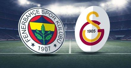 Galatasaray - Fenerbahçe maçı Taraftarium24'de izlenir