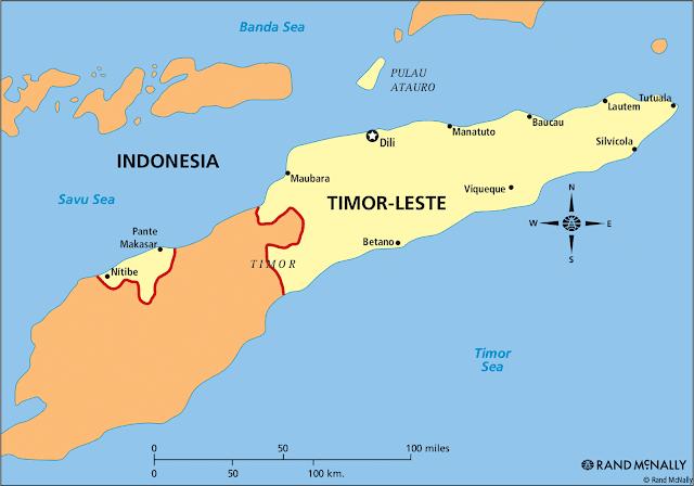 Timor-Leste e Indonésia chegam a acordo para definição de fronteira terrestre