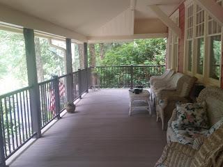 Mt. Gretna porch