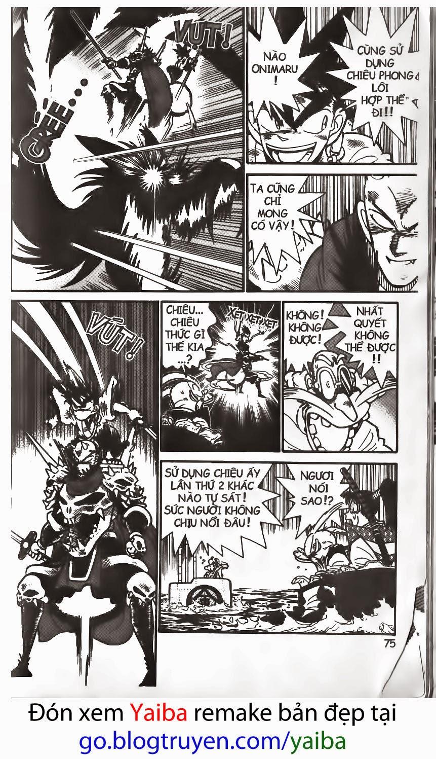 Yaiba chap 159 trang 8