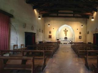 Interni Santuario della Madonna del Pino Cervia