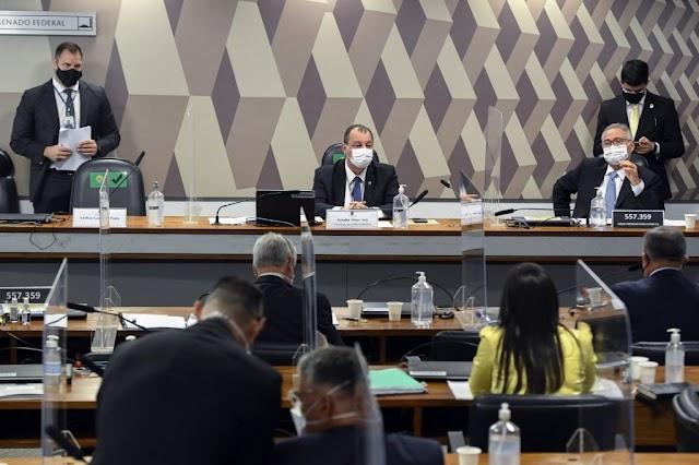 CPI da Covid-19 desiste de votar quebra de sigilo da Jovem Pan