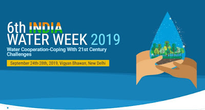 President Kovind Inaugurates 6th India Water Week-2019