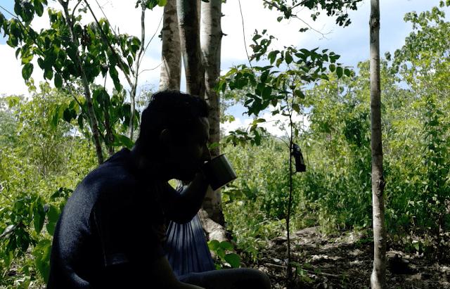 Keluar dari Kepenatan dan Kebisingan Kota | Solo Bushcraft Indonesia