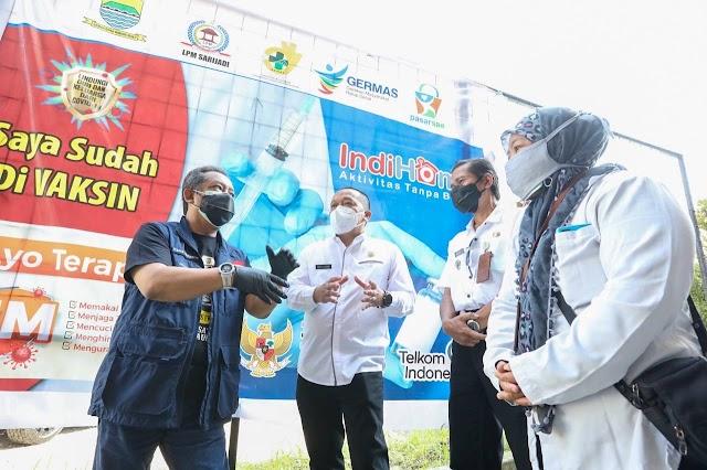 Dengan 1.000 Vaksinator, Yana Optimis Herd Immunity Kota Bandung Tercipta Dua Bulan Ke Depan