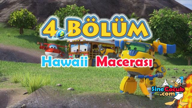 Harika Kanatlar: 4.Bölüm - Hawaii Macerası Türkçe Dublaj İzle