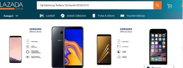 Daftar Harga Hp Samsung Terbaru 2019 Di Jual Murah Di Market Place