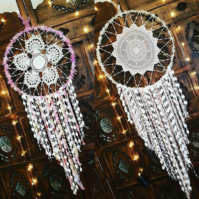 A little vintage dream - dream catchers