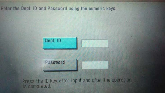 default system manager ID and password