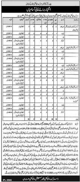 district-education-authority-dea-khanewal-jobs-2020