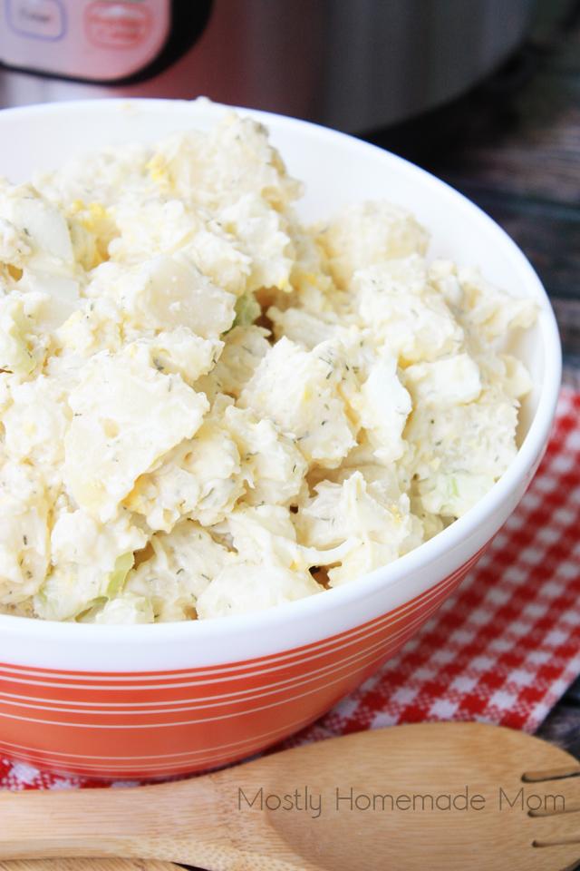 instant pot recipes potato salad