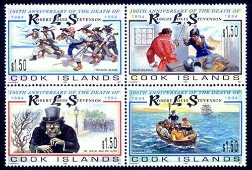 Cook Islands Robert Louis Stevenson