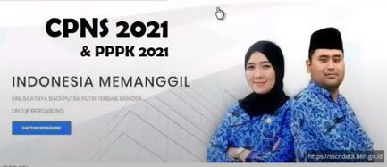 Kabar Gembira.! CPNS 2021 Bagi Lulusan SMA, SMK/Sederajat