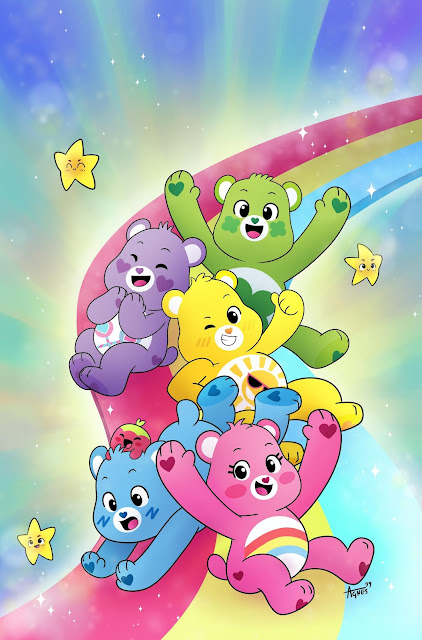 care bears from idw