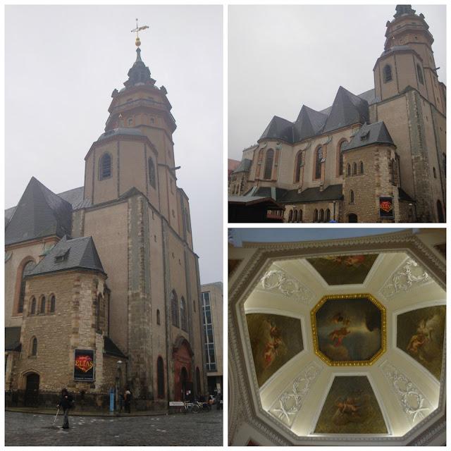 Nikolaikirche, Leipzig, Alemanha