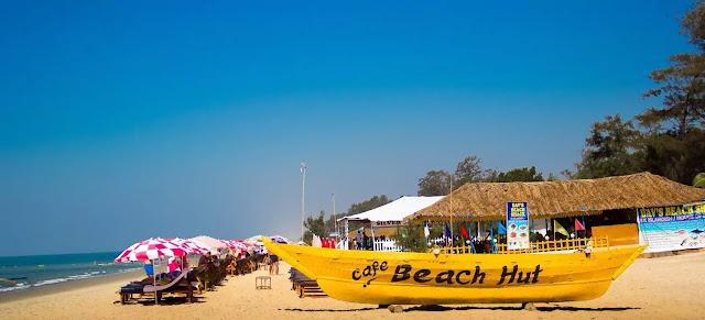 Baga beach, Butterfly Beach,Arambol Beach,Vagator beach,Palolem beach,Colva beach,Morjim Beach