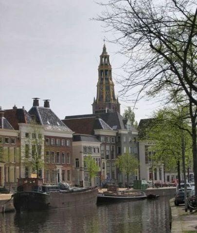 Groningen, Belanda