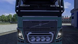 Volvo Badge Grill mod by Nikola Kostovski